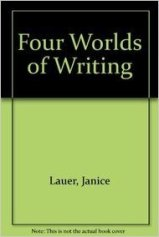 Four worlds of writing